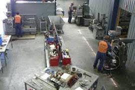 Цех по производству насосов ЭЦВ