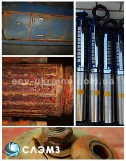 Срочный ремонт скважинных насосов ЭЦВ