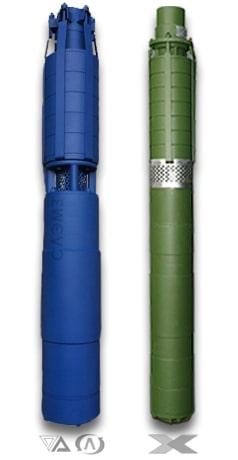 Насос ЭЦВ 10-63-80 и ЭЦВ 10-65-80