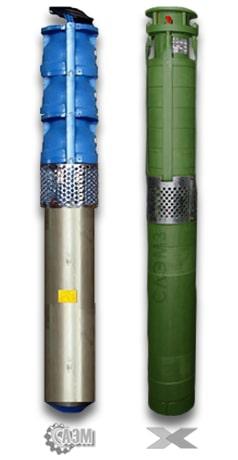 Насос ЭЦВ 12-255-60 и ЭЦВ 12-250-60